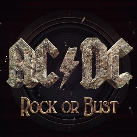 Rock or Bust 撼聲雷動 專輯封面