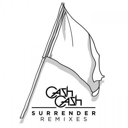 Surrender Remixes 專輯封面