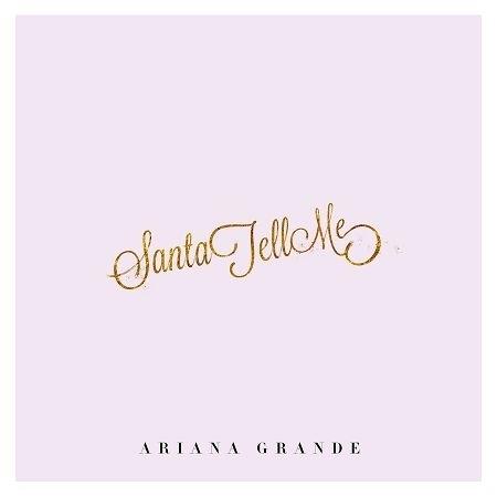 Santa Tell Me 專輯封面