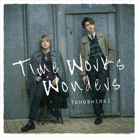 Time Works Wonders 專輯封面