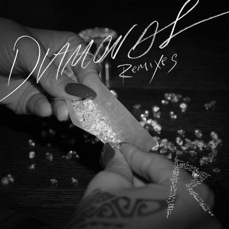 Diamonds (Remixes) 專輯封面