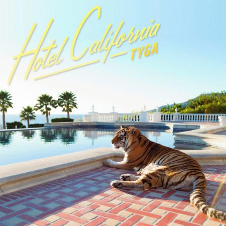 Hotel California 專輯封面