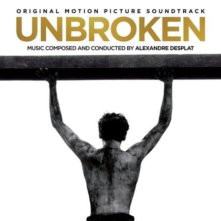 Unbroken (Original Motion Picture Soundtrack) 專輯封面