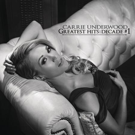 Greatest Hits: Decade #1 專輯封面