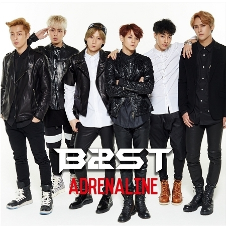 Adrenaline 專輯封面