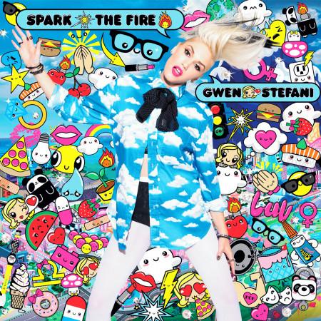 Spark The Fire 專輯封面