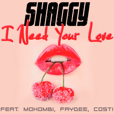 I Need Your Love (feat. Mohombi, Faydee, Costi) 專輯封面