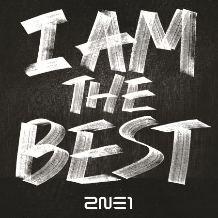 I Am The Best 專輯封面