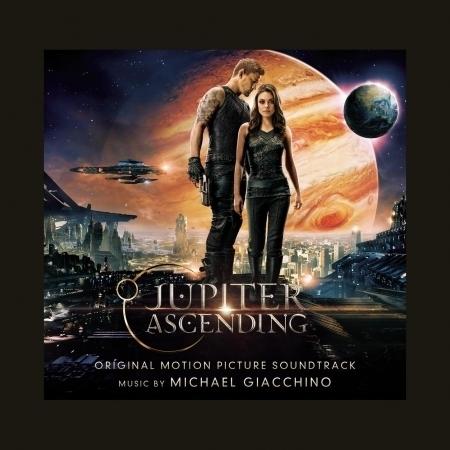 Jupiter Ascending (Original Motion Picture Soundtrack) 專輯封面