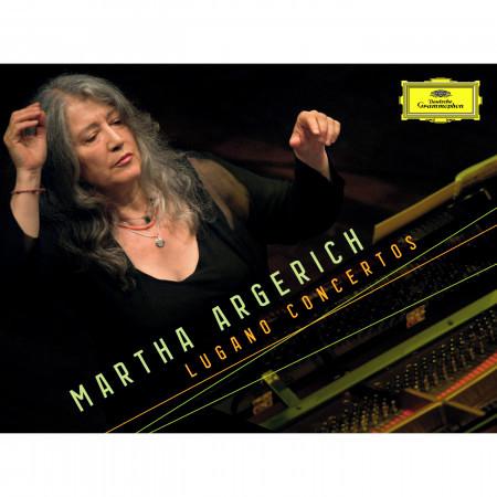 Martha Argerich - Lugano Concertos 專輯封面
