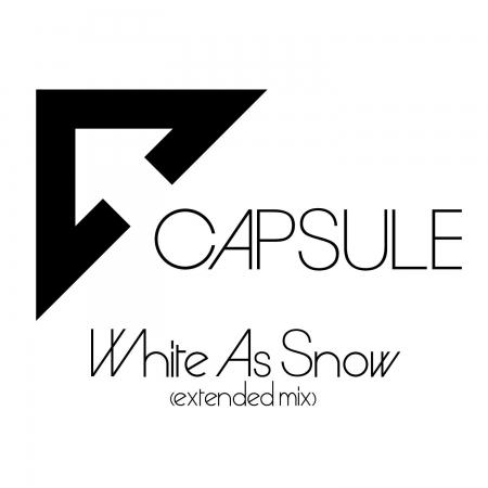 White As Snow 專輯封面