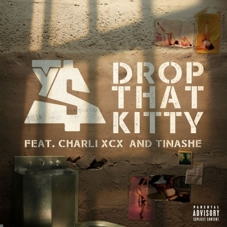 Drop That Kitty (feat. Charli XCX and Tinashe) 專輯封面