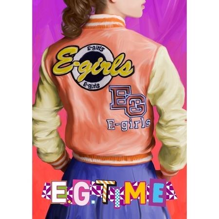 E.G. TIME 專輯封面