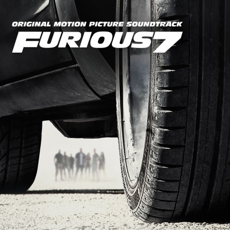 Furious 7: Original Motion Picture Soundtrack 專輯封面
