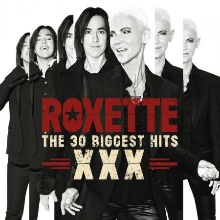 The 30 Biggest Hits XXX 30周年紀念 暢銷金曲選 專輯封面