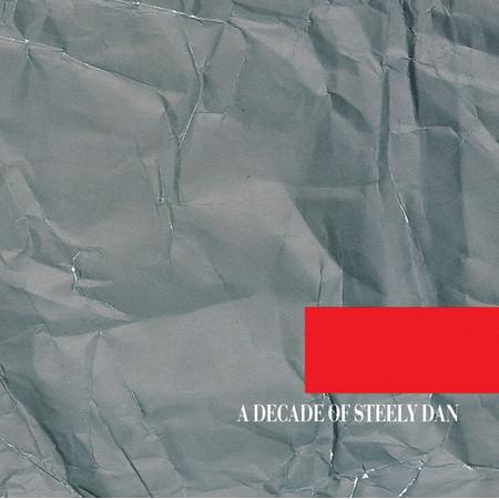 A Decade Of Steely Dan 專輯封面
