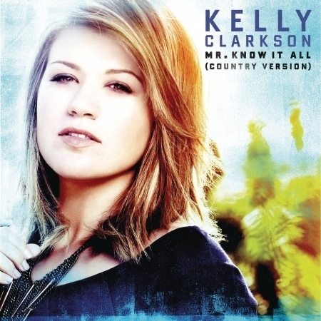 Mr. Know It All (Country Version) 專輯封面