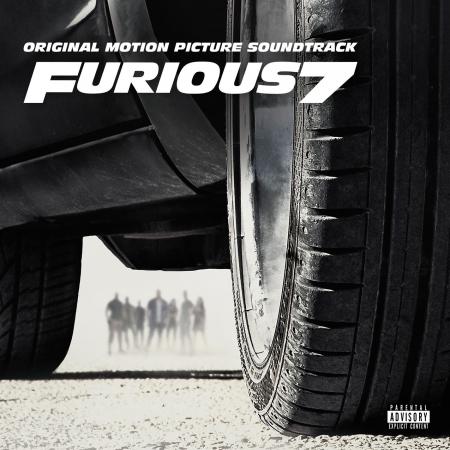Furious 7: Original Motion Picture Soundtrack 專輯封面