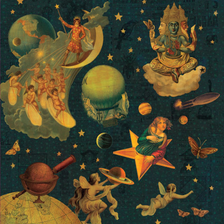 Mellon Collie and the Infinite Sadness (Deluxe Edition) 專輯封面