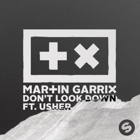 Don't Look Down (feat. Usher) 專輯封面
