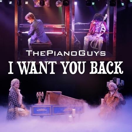 I Want You Back 專輯封面