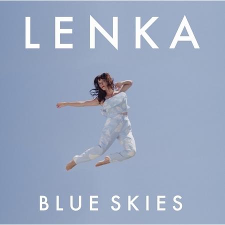 Blue Skies 幸福藍天 專輯封面