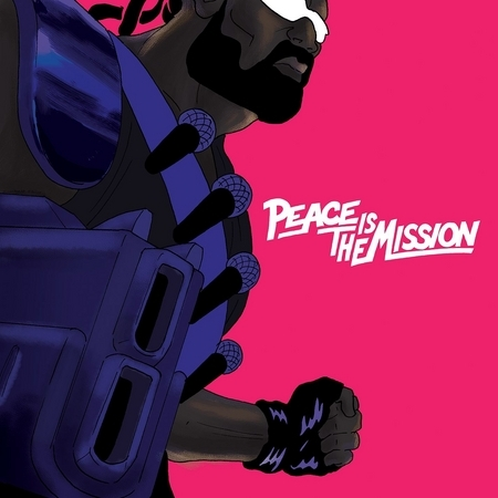 Peace Is The Mission 專輯封面