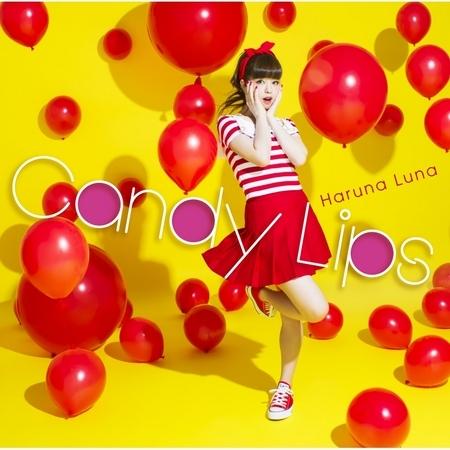 Candy Lips 專輯封面