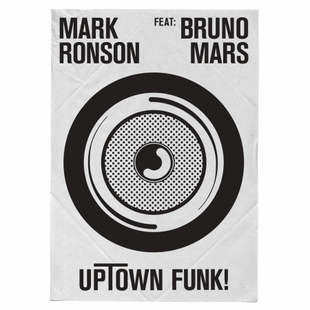 Uptown Funk (Remixes) 專輯封面
