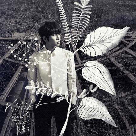 第六張迷你專輯[RE:] 專輯封面