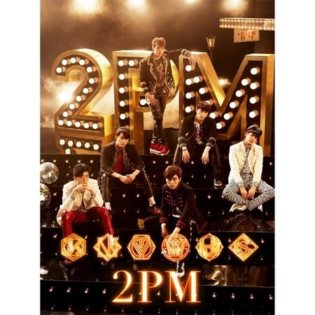 2PM OF 2PM 專輯封面