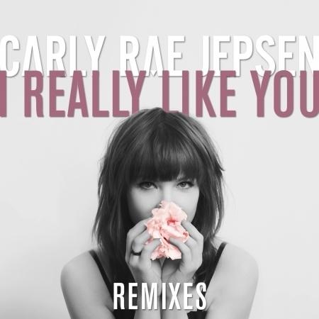 I Really Like You (Remixes) 專輯封面