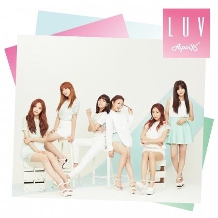 Luv (Japanese Version) 專輯封面