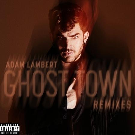 Ghost Town (Remixes) 專輯封面