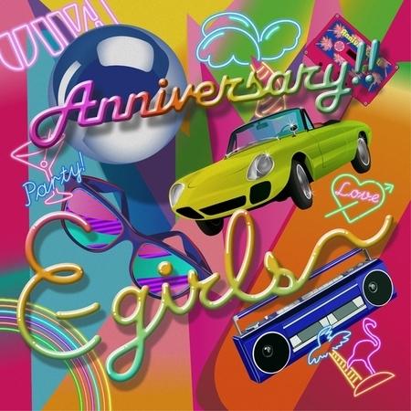 Anniversary!! 專輯封面
