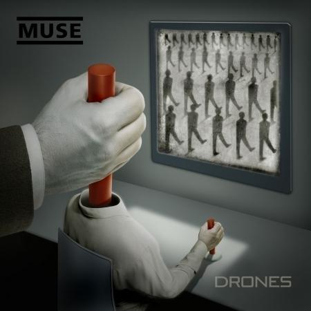 Drones 專輯封面