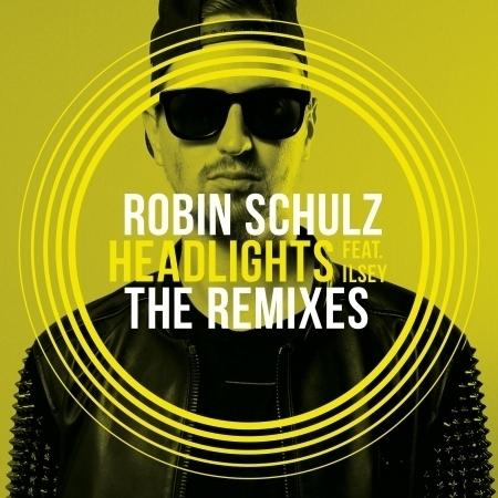 Headlights (feat. Ilsey) [The Remixes] 專輯封面