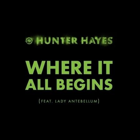 Where It All Begins (feat. Lady Antebellum) 專輯封面