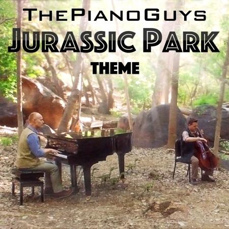 Jurassic Park Theme 專輯封面