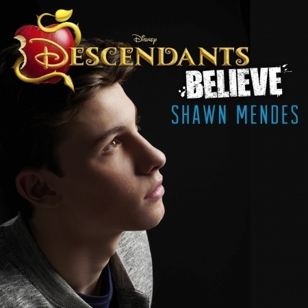 "Believe (From ""Descendants"") 專輯封面"
