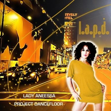 L.A.P.D. 專輯封面