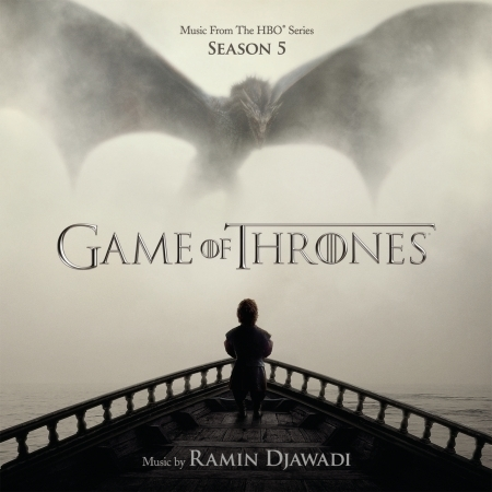 Game of Thrones (Music from the HBO® Series - Season 5) 專輯封面