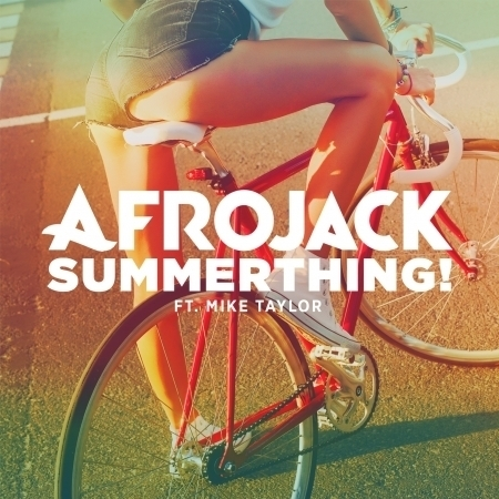SummerThing! 專輯封面