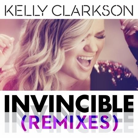Invincible (Remixes) 專輯封面