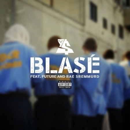 Blasé (feat. Future & Rae Sremmurd) 專輯封面