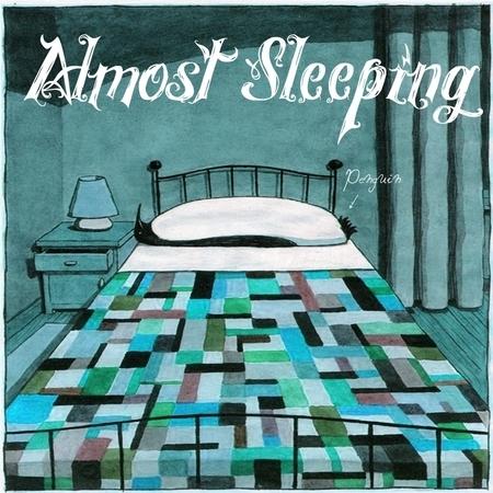 沉睡前的五分鐘 : Almost Sleeping 專輯封面