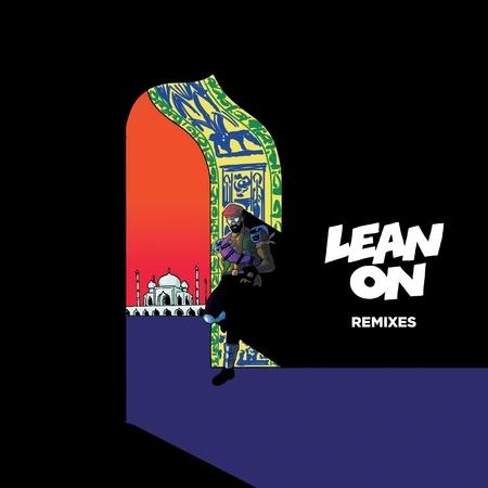 Lean On Remixes EP 專輯封面