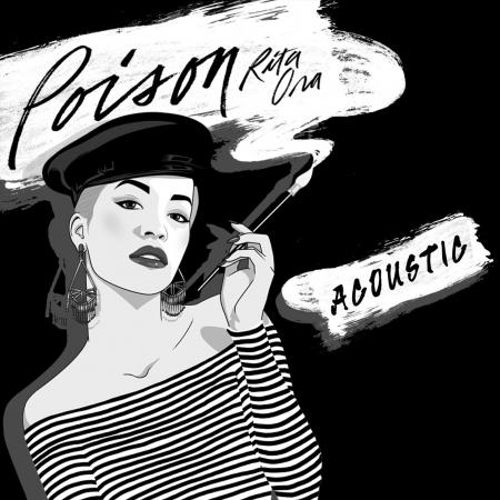Poison (Acoustic) 專輯封面