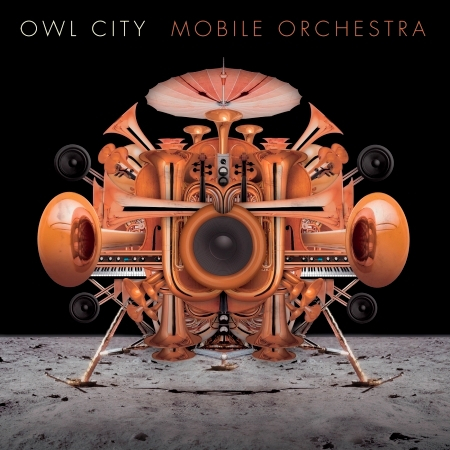 Mobile Orchestra (Track By Track Commentary) 移動樂隊 專輯封面