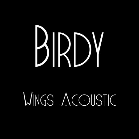 Wings Acoustic 專輯封面